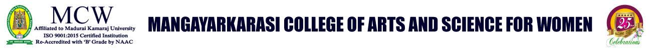 Mangayarkarasi College of Arts & Science for Women